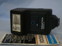 ' 1600A ' Praktica 1600A Camera Flash      £4.99